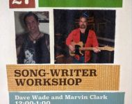 Songwriting Workshop photo